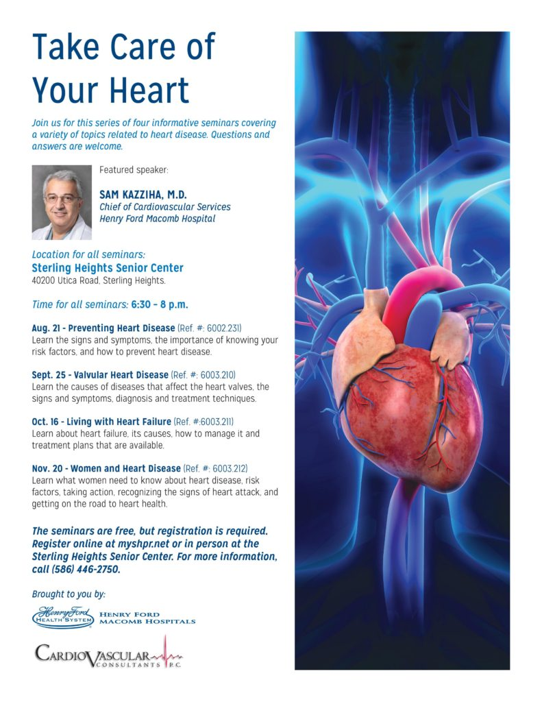 Top Heart and Vascular Specialist Cardiologist in Michigan